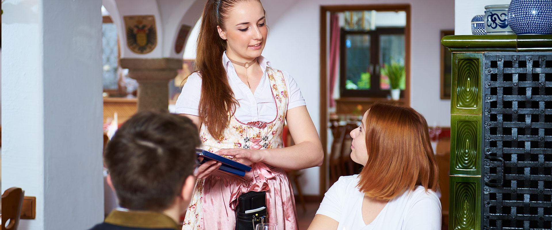 Restaurant Gäubodenhof, immer einen Besuch wert