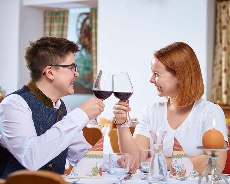 Gemeinsam Feiern in Ihrem Restaurant Gäubodenhof in Straubing