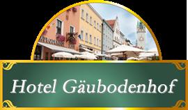 Hotel Gäubodenhof, Straubing